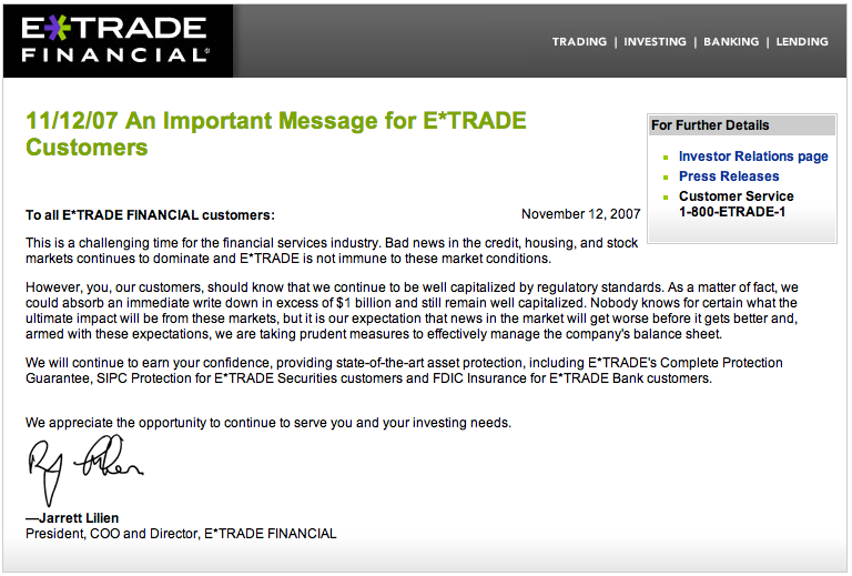 Etrade forex commission