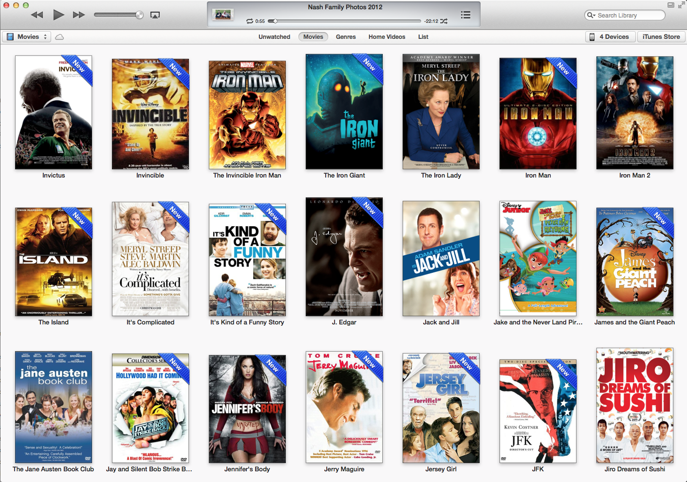 how to get the sidebar in itunes
